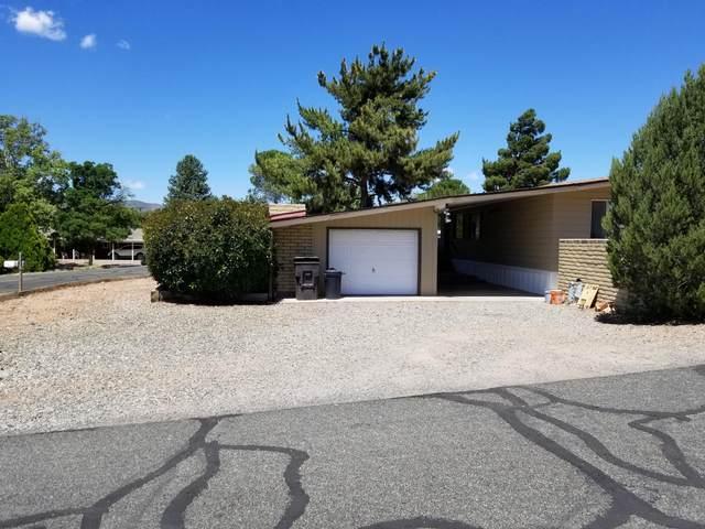 10302 Buckskin Drive, Dewey-Humboldt, AZ 86327 (#1030871) :: Shelly Watne