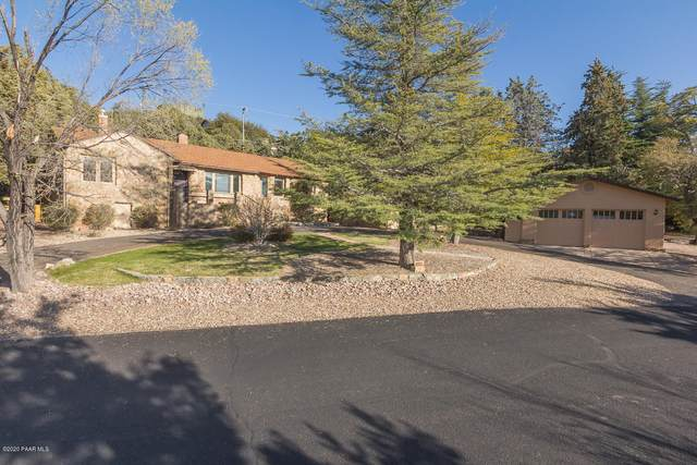 1099 Old Hassayampa Lane, Prescott, AZ 86303 (#1030882) :: West USA Realty of Prescott