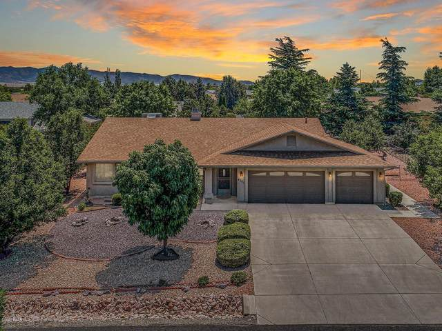 4701 N Spring Drive, Prescott Valley, AZ 86314 (#1030898) :: West USA Realty of Prescott
