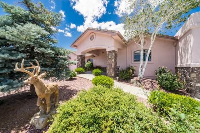 1065 Longview Drive, Prescott, AZ 86305 (#1030899) :: West USA Realty of Prescott