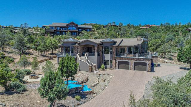 920 Winding Spruce Way, Prescott, AZ 86303 (#1030924) :: West USA Realty of Prescott