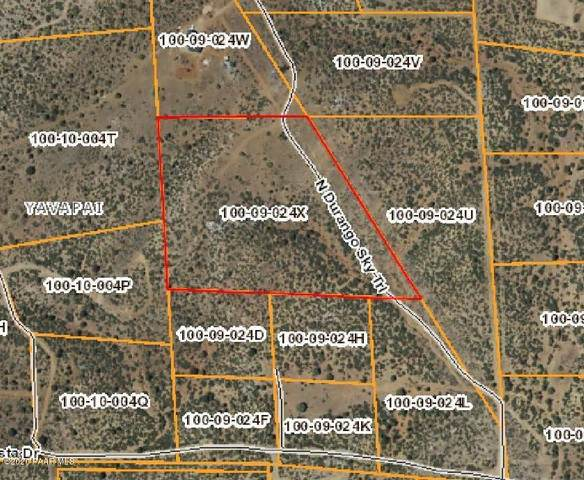 11910 Durango Sky, Prescott, AZ 86305 (#1030963) :: Shelly Watne