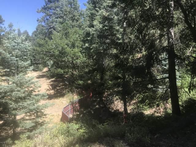 0 E Near Cash Lode Trail, Prescott, AZ 86303 (#1030964) :: Shelly Watne