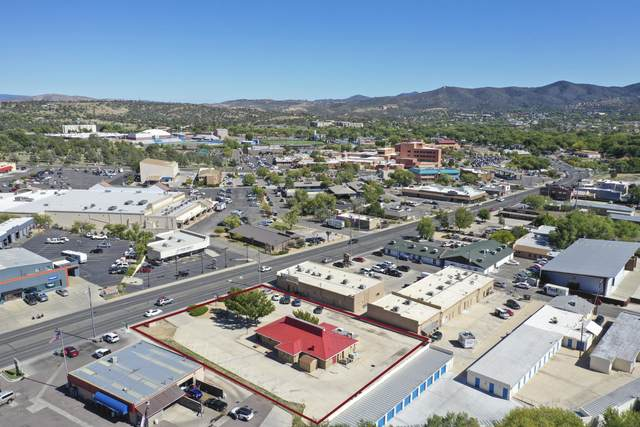 1231 W Iron Springs Road, Prescott, AZ 86301 (#1030986) :: West USA Realty of Prescott
