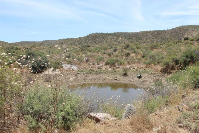 Tbd Aurora Hills, Wickenburg, AZ 85390 (#1030993) :: Shelly Watne
