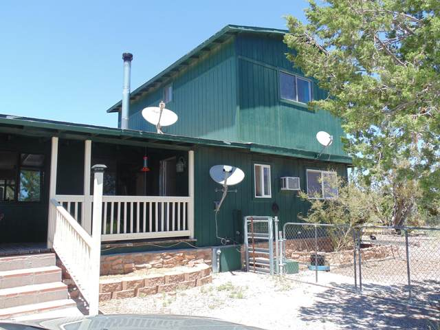 25750 W Granada Road, Seligman, AZ 86337 (#1031028) :: West USA Realty of Prescott