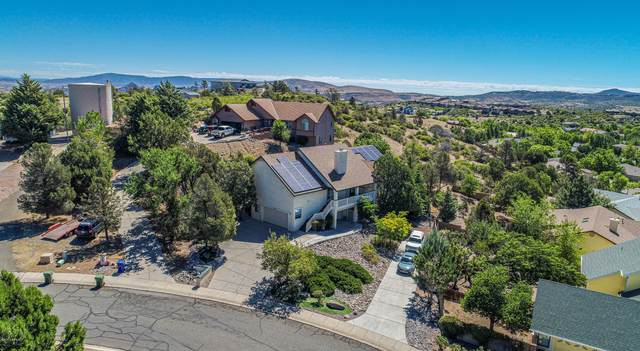 1755 Laurel Lane, Prescott, AZ 86301 (#1031065) :: West USA Realty of Prescott