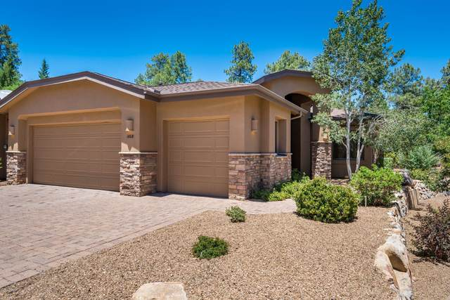 1688 Gentle Way, Prescott, AZ 86303 (#1031090) :: West USA Realty of Prescott
