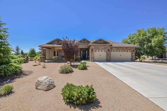 585 Robin Drive, Prescott, AZ 86305 (MLS #1031137) :: Conway Real Estate
