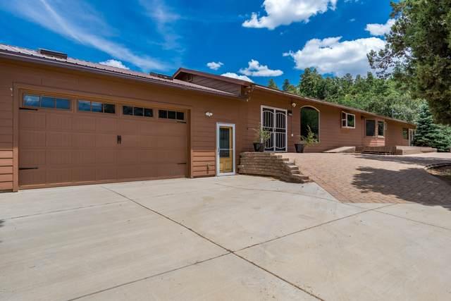 2820 Spruce Mountain Road, Prescott, AZ 86303 (MLS #1031138) :: Conway Real Estate