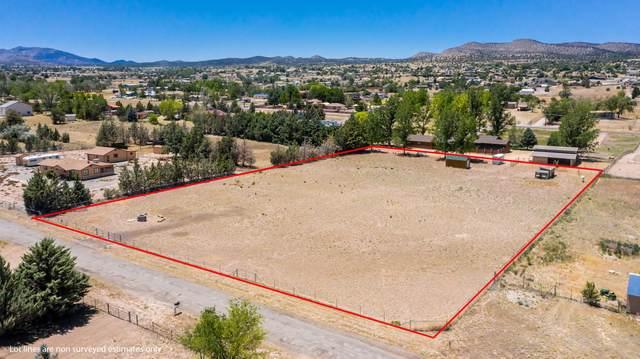 3770 Yo He Wah Drive, Chino Valley, AZ 86323 (MLS #1031139) :: Conway Real Estate