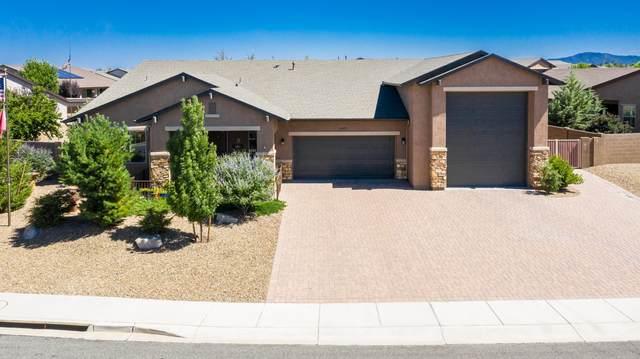 8475 N Cyclone Drive, Prescott Valley, AZ 86315 (MLS #1031143) :: Conway Real Estate