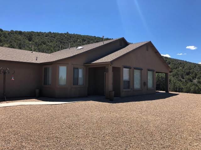 454 S Sunset Ridge Road, Kingman, AZ 86401 (#1031154) :: Prescott Premier Homes | Coldwell Banker Global Luxury
