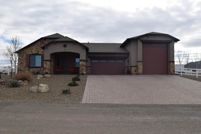 1581 W Anne Marie Drive, Chino Valley, AZ 86323 (#1031159) :: West USA Realty of Prescott