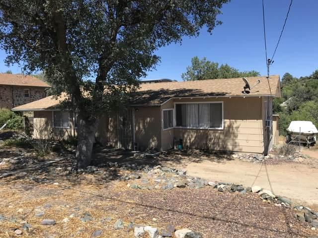 821 5th Street, Prescott, AZ 86301 (MLS #1031173) :: Conway Real Estate