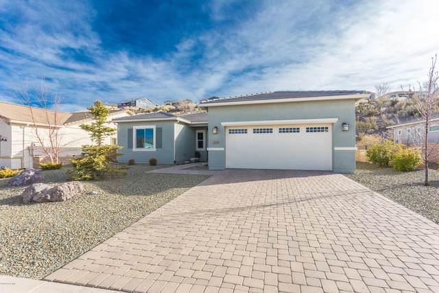 1735 Trinity Rose Drive, Prescott, AZ 86301 (MLS #1031179) :: Conway Real Estate