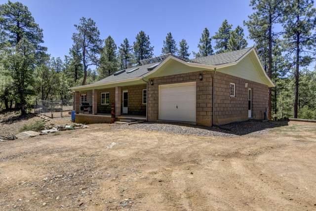 6250 Bannie Mine Road, Prescott, AZ 86303 (MLS #1031198) :: Conway Real Estate