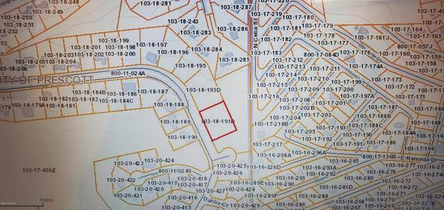 957 Sunrise Boulevard, Prescott, AZ 86301 (MLS #1031200) :: Conway Real Estate