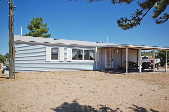 8990 S Steven Trail, Kirkland, AZ 86332 (MLS #1031314) :: Conway Real Estate