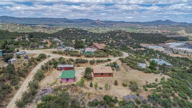 1712 E Chisolm Trail, Prescott, AZ 86303 (#1031376) :: West USA Realty of Prescott