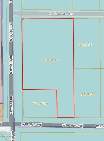 13002 W Peoria Avenue, El Mirage, AZ 85335 (#1031384) :: West USA Realty of Prescott