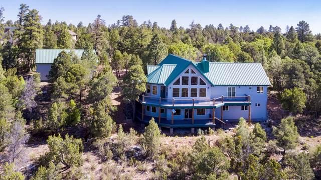 5688 Cougar Drive, Happy Jack, AZ 86024 (#1031415) :: West USA Realty of Prescott