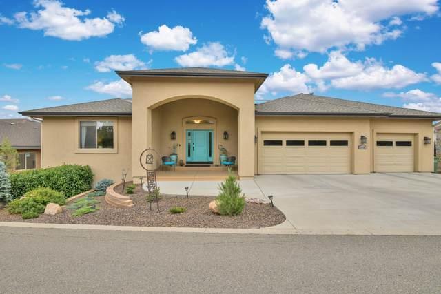 2216 Lakewood Drive, Prescott, AZ 86301 (#1031428) :: West USA Realty of Prescott