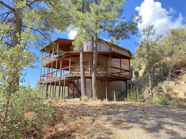 6738 E Ash Drive, Crown King, AZ 86343 (#1031499) :: West USA Realty of Prescott