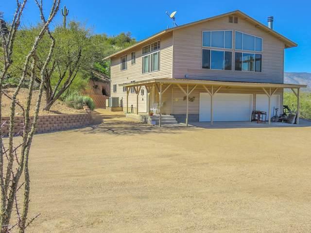 33050 S Canyon Road, Black Canyon City, AZ 85324 (#1031660) :: West USA Realty of Prescott