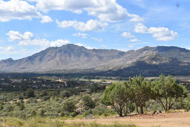 0 N Durango Sky Trail, Prescott, AZ 86305 (#1031671) :: West USA Realty of Prescott