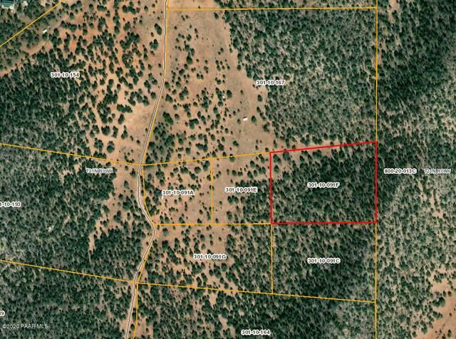277 F Sierra Verde Ranch, Seligman, AZ 86337 (MLS #1031675) :: Conway Real Estate