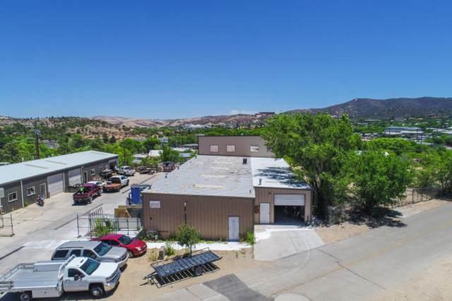 621 N 3rd Street, Prescott, AZ 86301 (MLS #1031680) :: Conway Real Estate