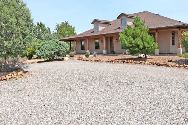 17001 N Crossroads Ranch Road, Prescott, AZ 86305 (#1031684) :: Prescott Premier Homes | Coldwell Banker Global Luxury