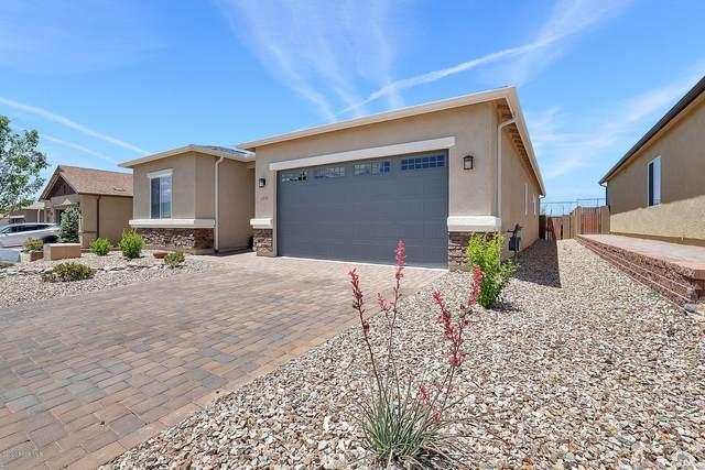 12930 E Barreto Street, Dewey-Humboldt, AZ 86327 (#1031706) :: West USA Realty of Prescott