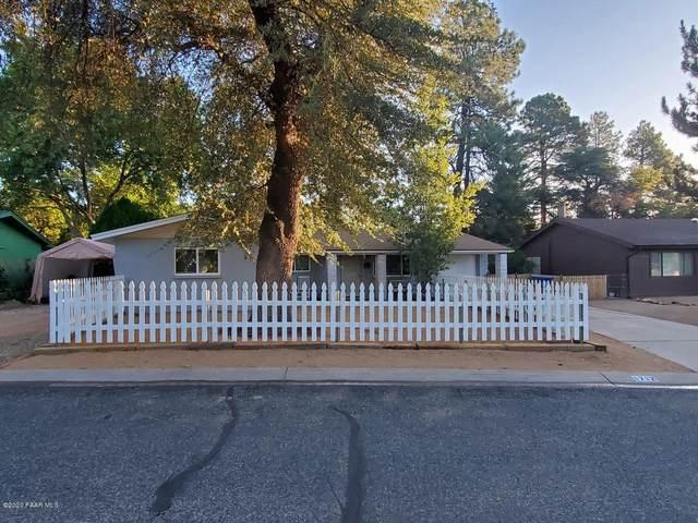 1712 Meadowbrook Road, Prescott, AZ 86303 (MLS #1031714) :: Conway Real Estate