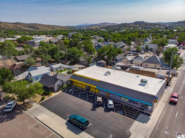 301-303 N Alarcon Street, Prescott, AZ 86301 (#1031722) :: Prescott Premier Homes | Coldwell Banker Global Luxury