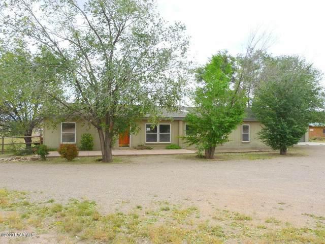1395 W Buffalo Run Road, Chino Valley, AZ 86323 (#1031734) :: West USA Realty of Prescott