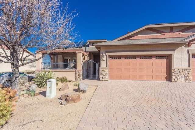 544 Goshawk Trail, Prescott, AZ 86301 (#1031772) :: West USA Realty of Prescott