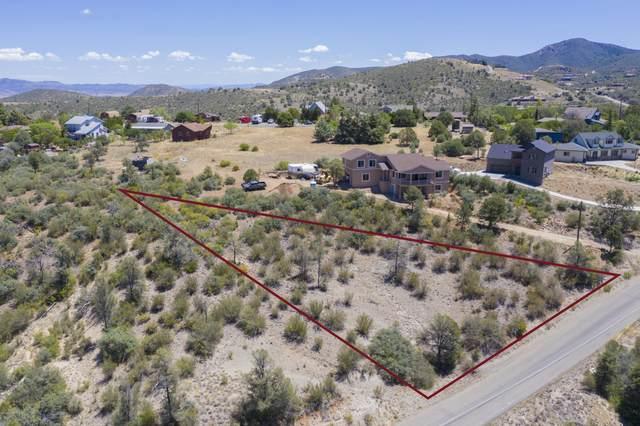 1093 N Turquoise Drive, Prescott, AZ 86303 (#1031777) :: Shelly Watne