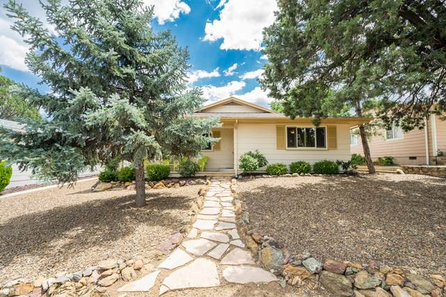 1233 Stetson Road, Prescott, AZ 86303 (#1031787) :: West USA Realty of Prescott