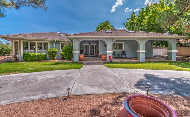1793 E Franquero Lane, Cottonwood, AZ 86326 (#1031822) :: West USA Realty of Prescott