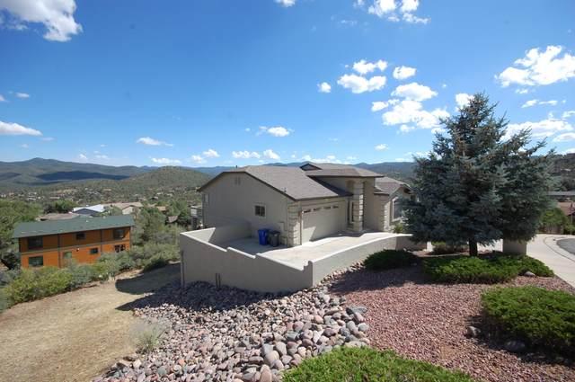 4636 Hornet Drive, Prescott, AZ 86301 (#1031842) :: West USA Realty of Prescott