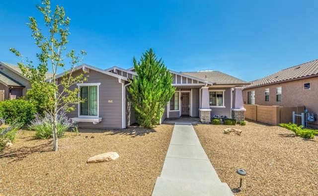 1133 N Half Hitch Road, Prescott Valley, AZ 86314 (#1031868) :: West USA Realty of Prescott