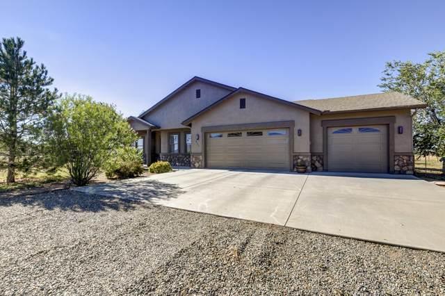 9225 E Barn Wood Lane, Prescott Valley, AZ 86315 (#1031892) :: West USA Realty of Prescott