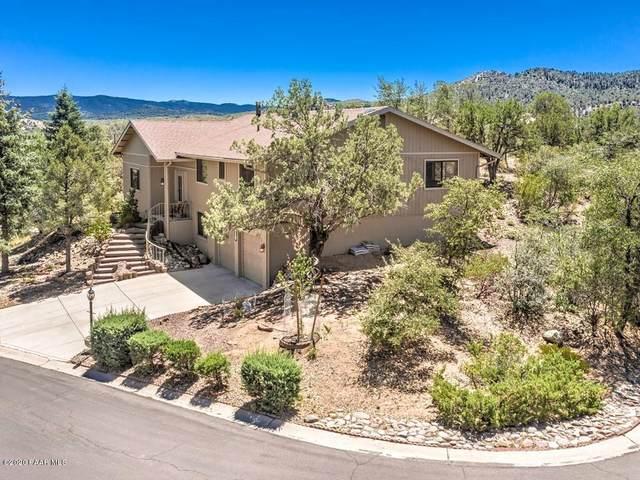 1801 Christina Way, Prescott, AZ 86303 (#1031895) :: West USA Realty of Prescott