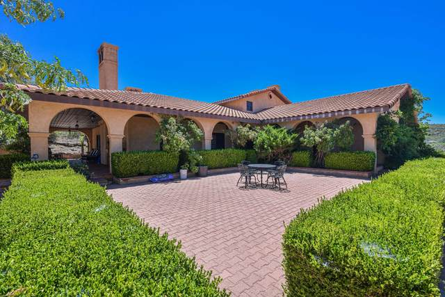 6901 El Dorado Drive, Prescott, AZ 86303 (MLS #1031918) :: Conway Real Estate