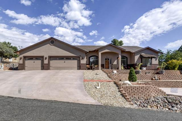 11462 E Concho Canyon, Dewey-Humboldt, AZ 86327 (#1031919) :: Shelly Watne