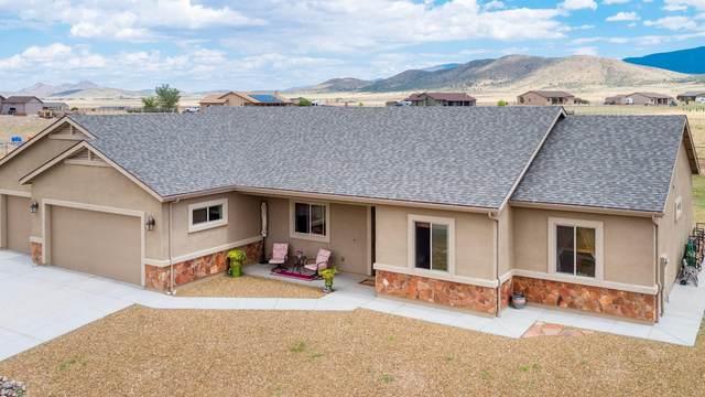 9740 E Blazing Star Circle, Prescott Valley, AZ 86315 (#1031929) :: West USA Realty of Prescott