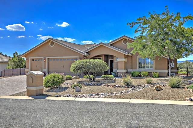 1021 Lupine Lane, Prescott, AZ 86305 (#1031940) :: West USA Realty of Prescott