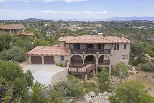 1917 Upper Crestview, Prescott, AZ 86305 (#1031956) :: Shelly Watne